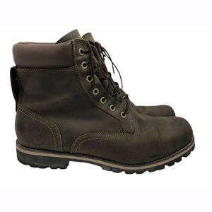 Timberland Earth keepers Rugged Brown Boots